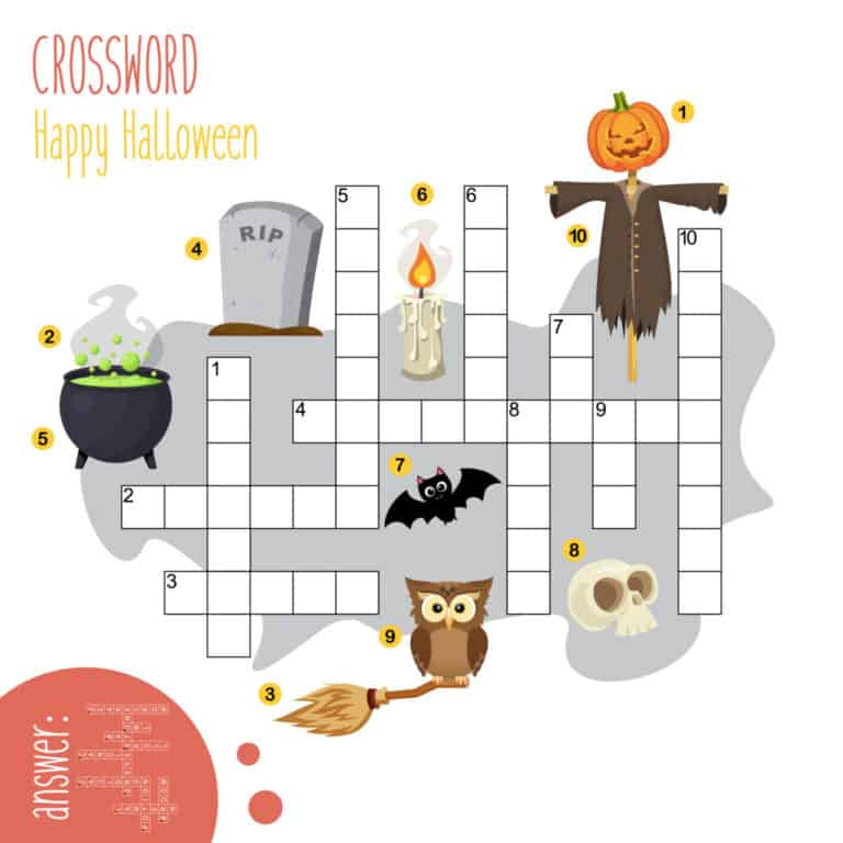 Fun and Free Halloween Printables