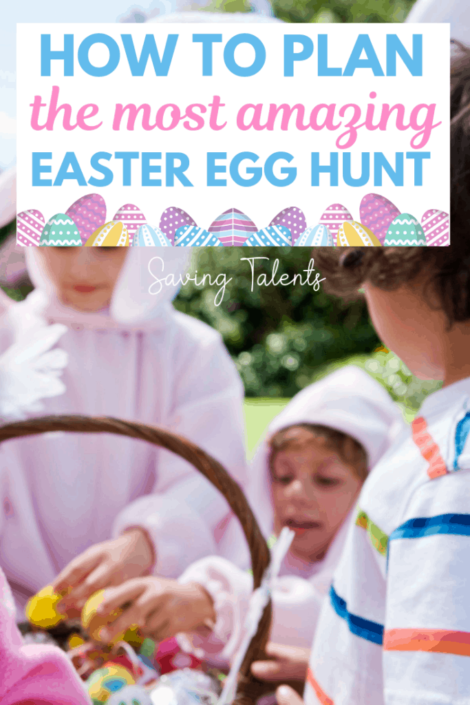 7 Tips for a Perfect Easter Egg Hunt