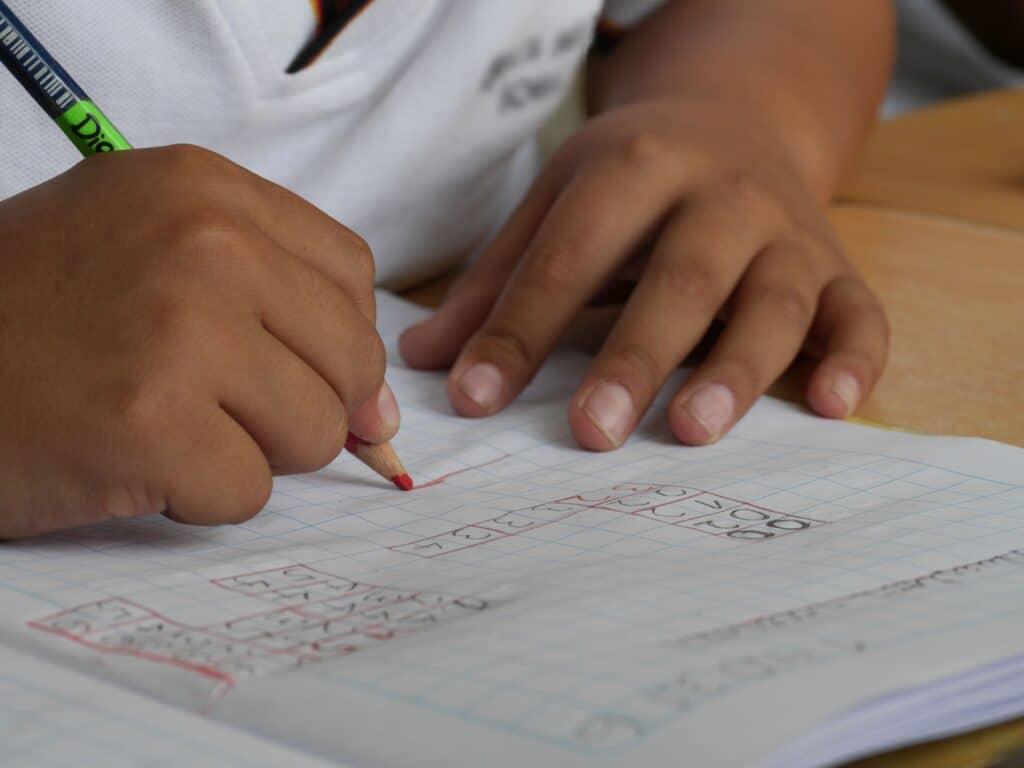 free math lesson plan