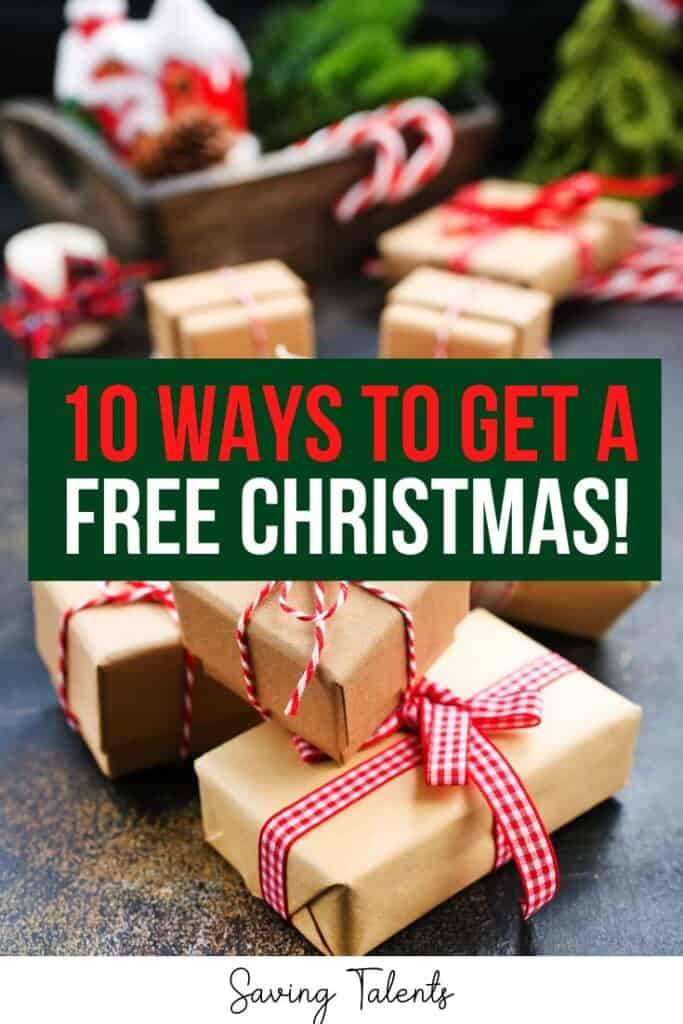 10 Ways to Have a $1,000 No-Cost Christmas for FREE
