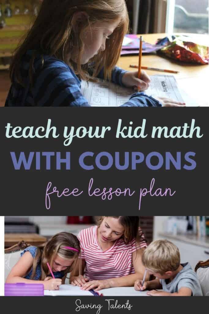 free math lesson plan pin