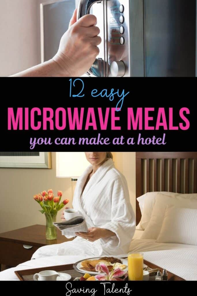 13 Microwave Meals to Make in a Hotel Room