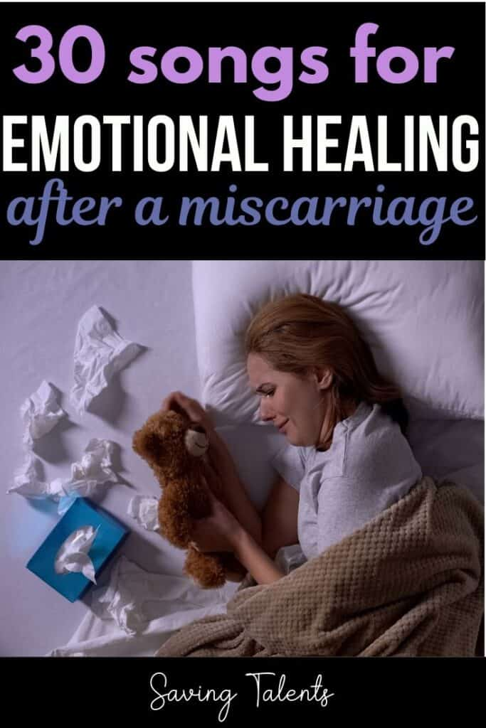30+ Songs About Miscarriage