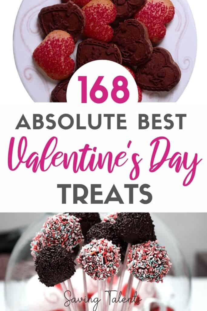 Over 150 Best Valentine's Day Sweets