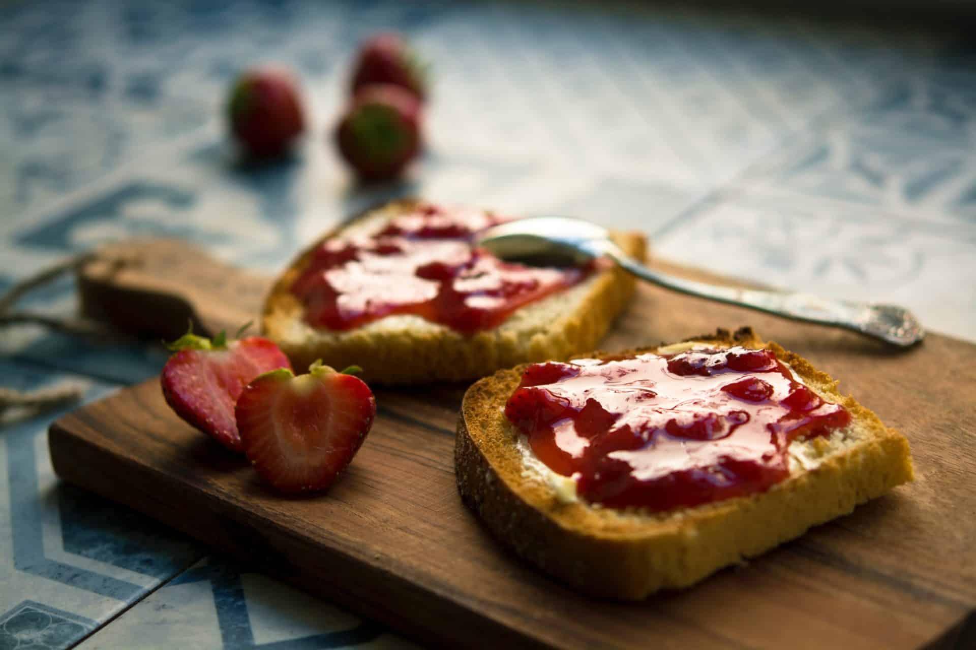 World's Best Homemade Strawberry Jam