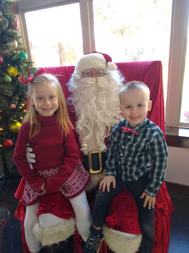 Kids Believe in Santa