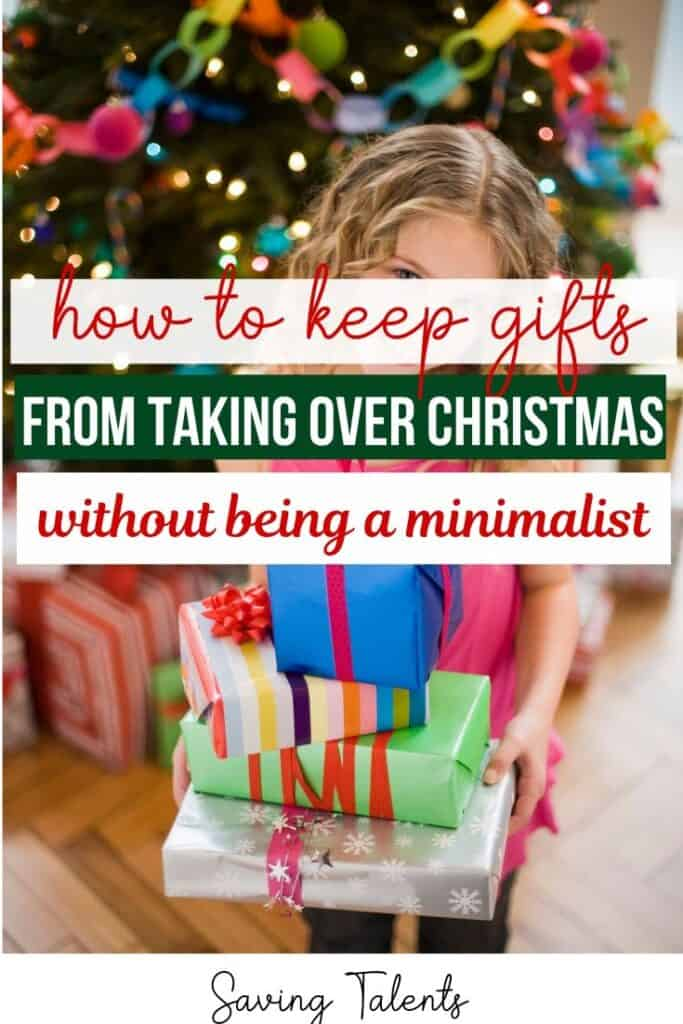 What to Do if You Have Too Many Presents at Christmas