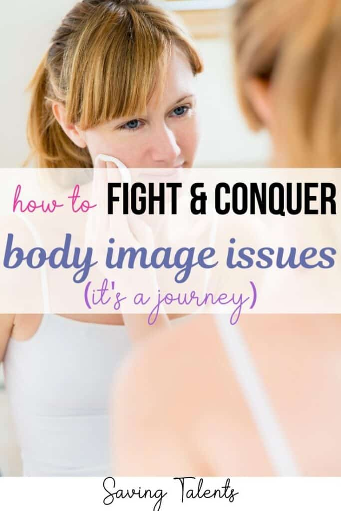 How To Fight & Conquer Body Insecurities (It's a Journey)