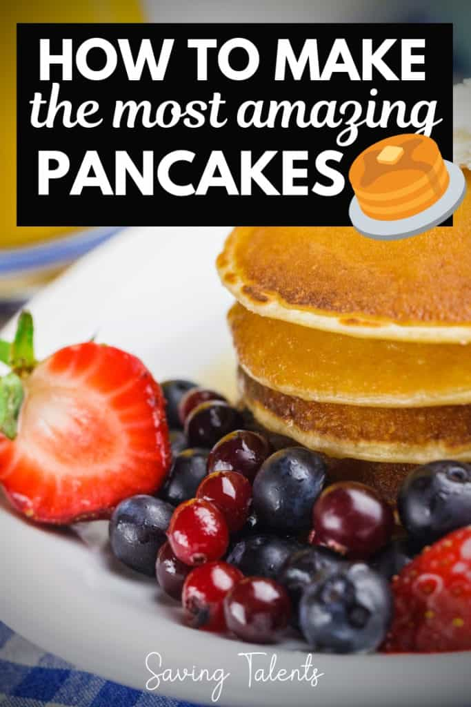 The Secret Ingredient for the World's Best Pancakes