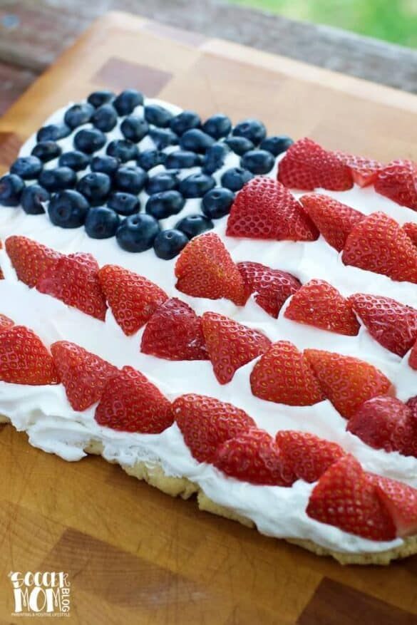 32 Finger Food Recipes for Patriotic Holidays