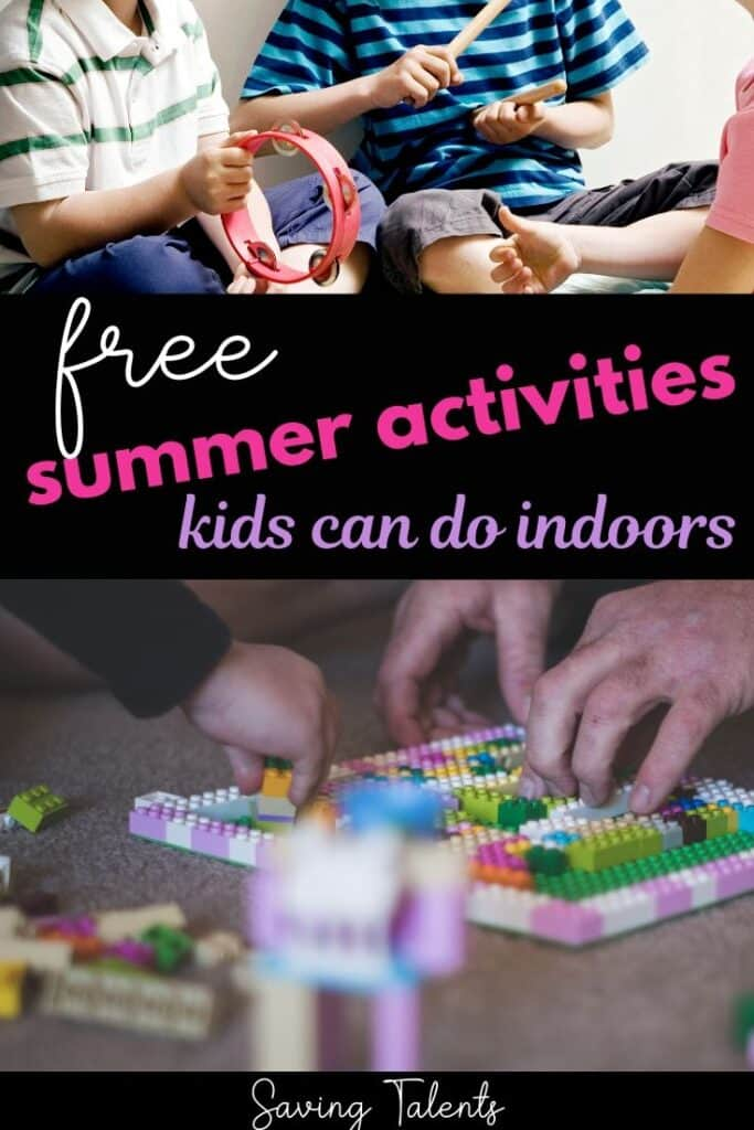 Cheap and Free Summer Activities for Kids