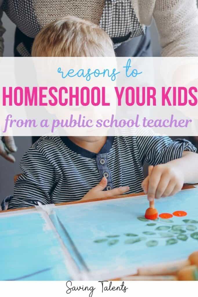 Why This Public School Math Teacher Chose to Homeschool Her Kids