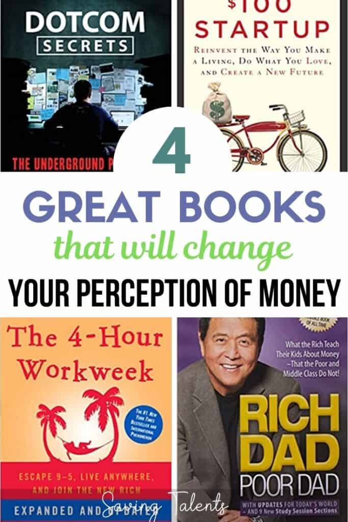 4 Books You Need To Read That Will Change Your Perception Of Money