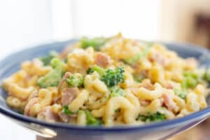 Homemade Macaroni & Cheese from Scratch