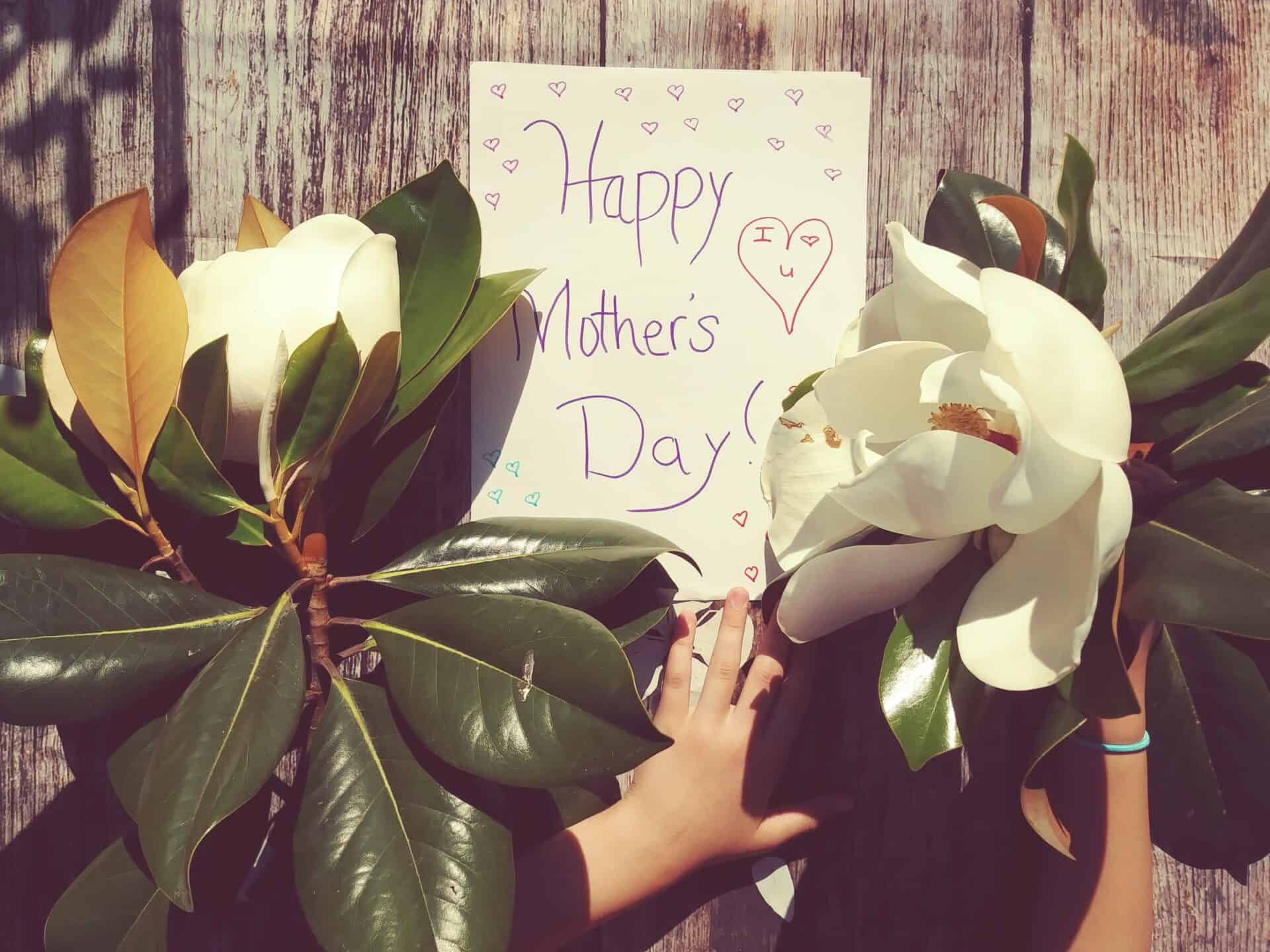 14 DIY Mother's Day Cards that Kids Can Make