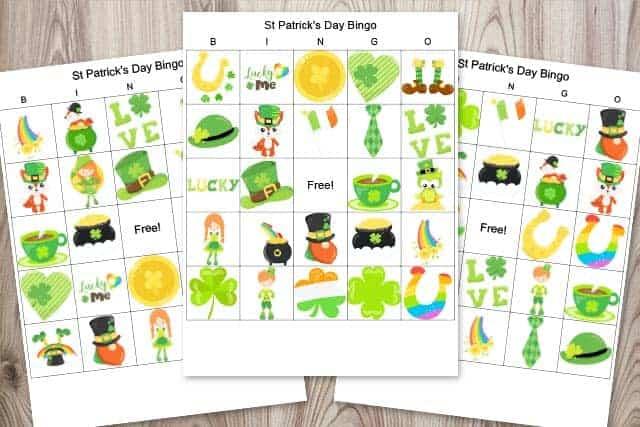 31 FREE Saint Patrick's Day Printables