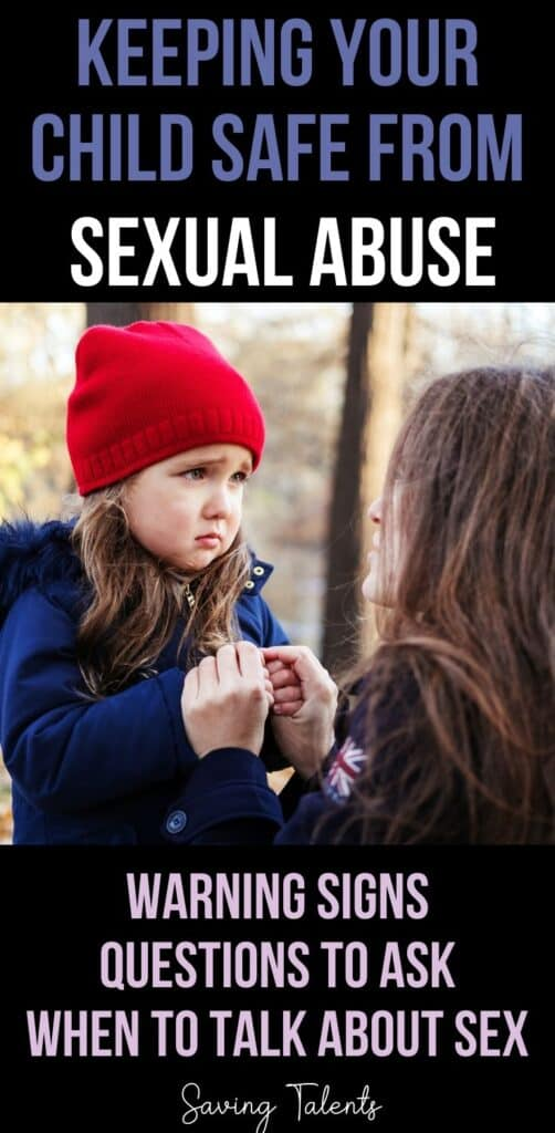 How to Keep Your Child Safe from Predators + Warning Signs to Look For