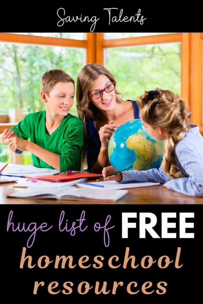 free school at home resources