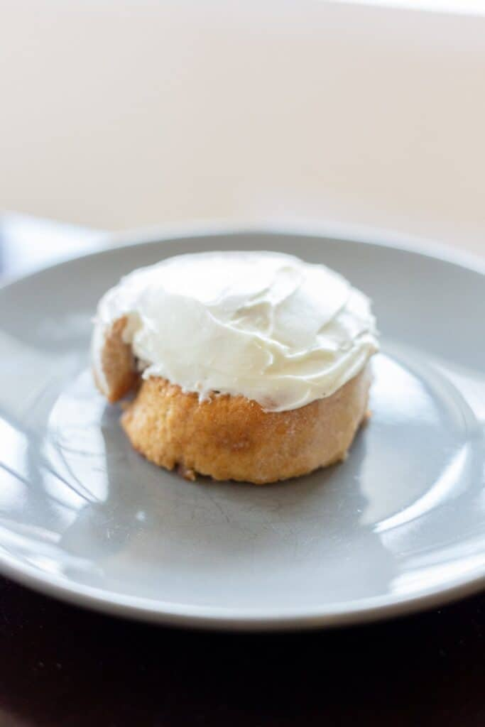 Amazing Cinnamon Rolls with Cream Cheese Frosting