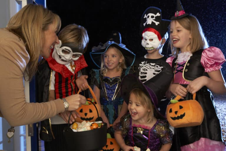 Non-Candy Trick-or-Treat Ideas for Halloween