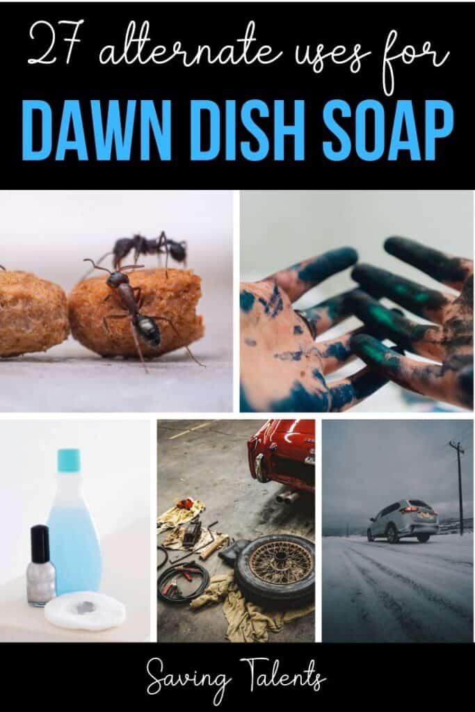 Blue Dawn alternative uses