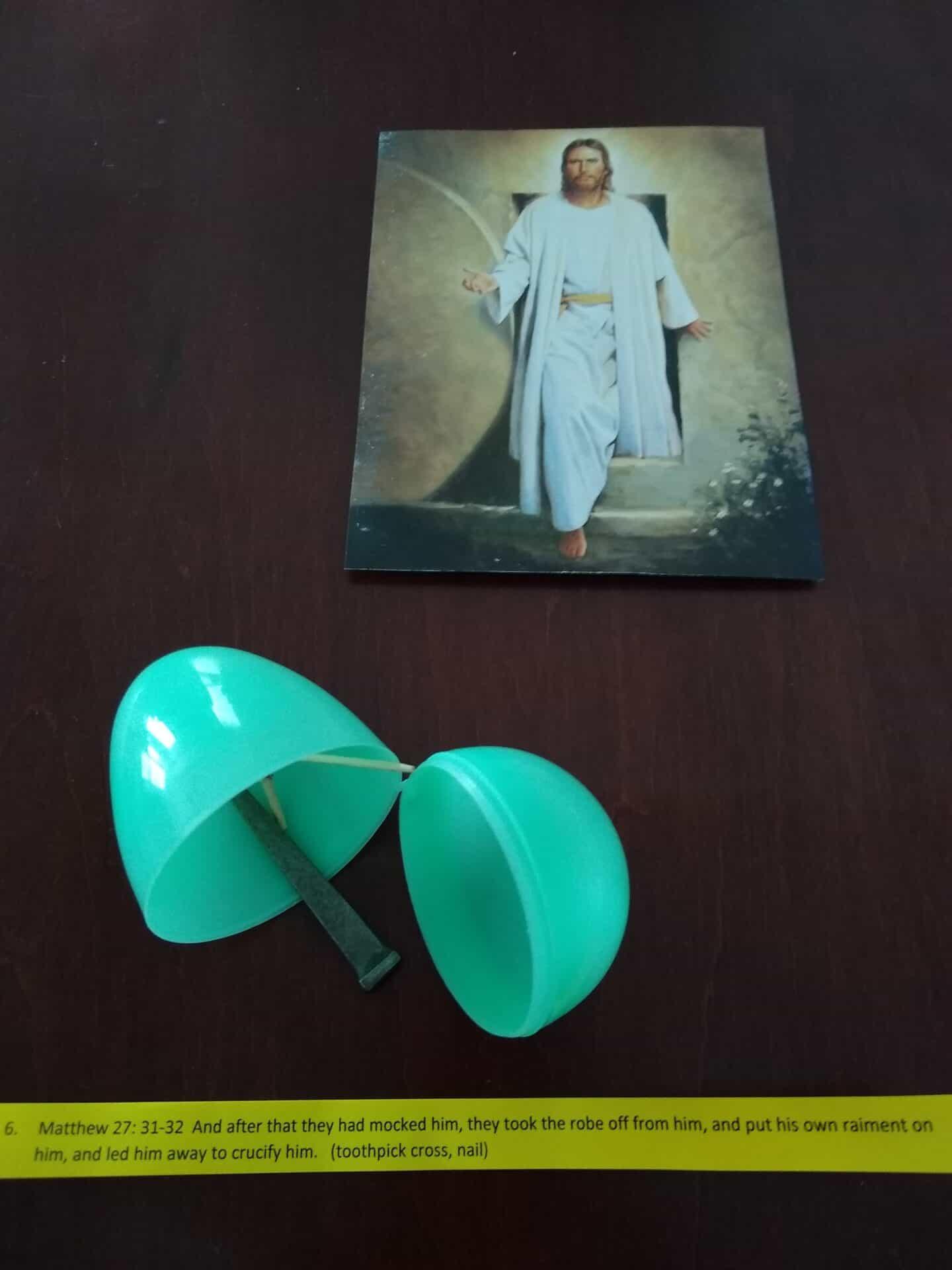 Christ Centered Easter Egg Hunt