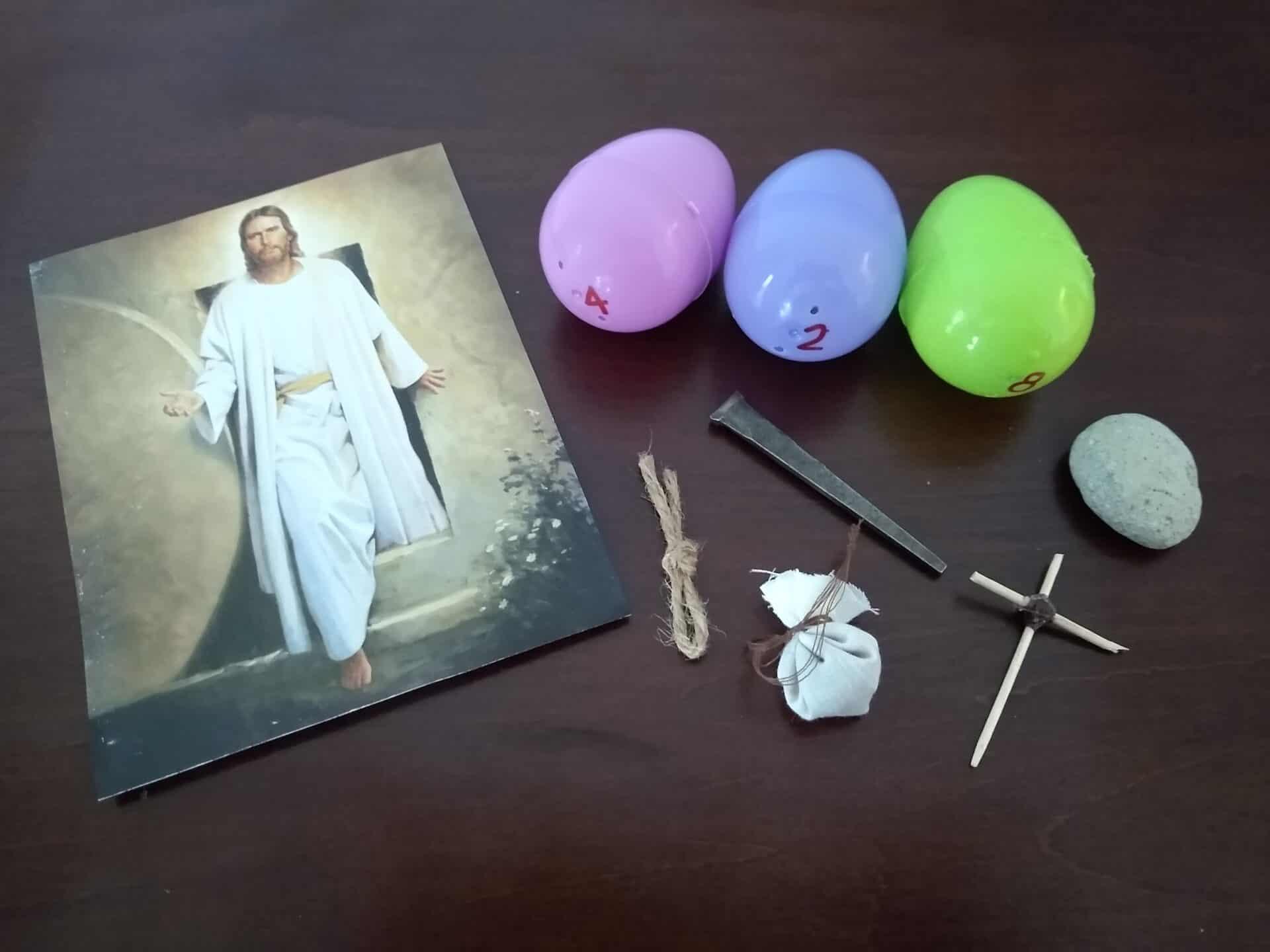 Christ-Centered Easter Egg Hunt