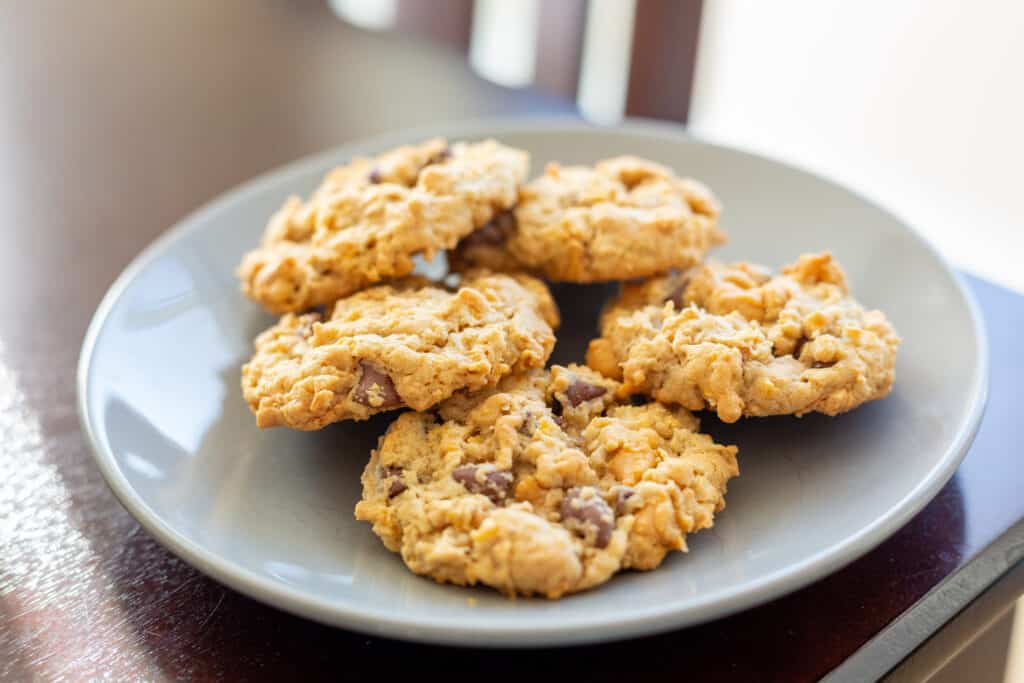 Original Homemade Ranger Cookies