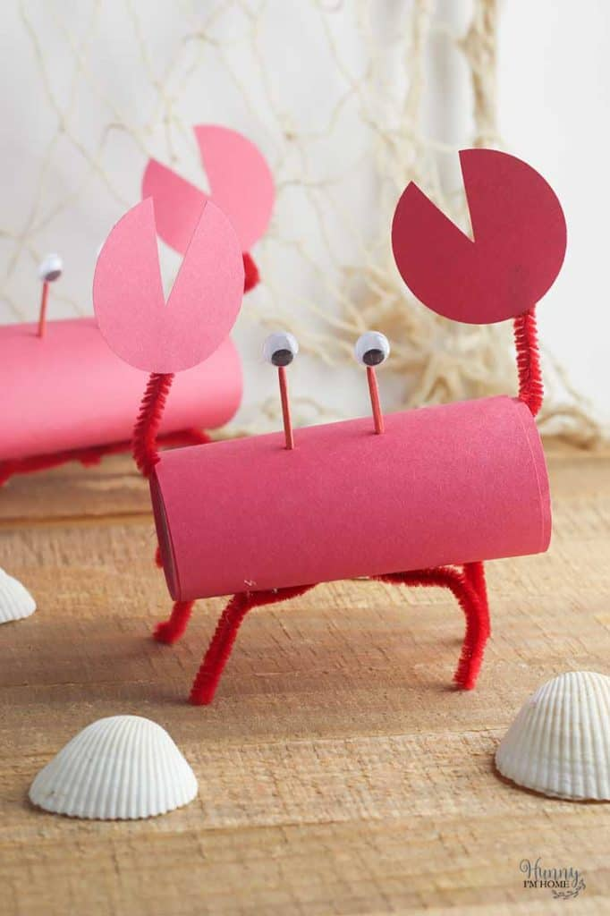 Toilet Paper Roll Crafts for Kids
