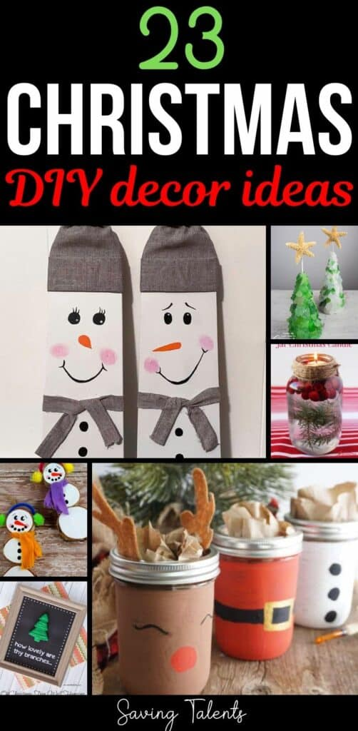 DIY Christmas Decor Ideas for Indoors