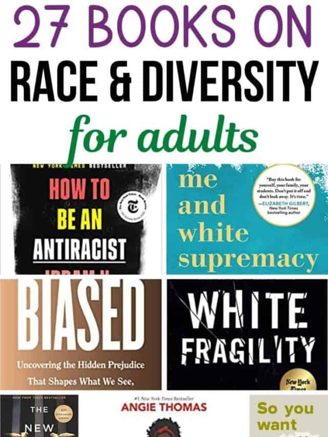 racism and diversity adult books – story