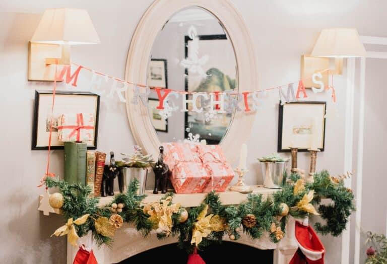 DIY Christmas Decor Ideas for Indoors