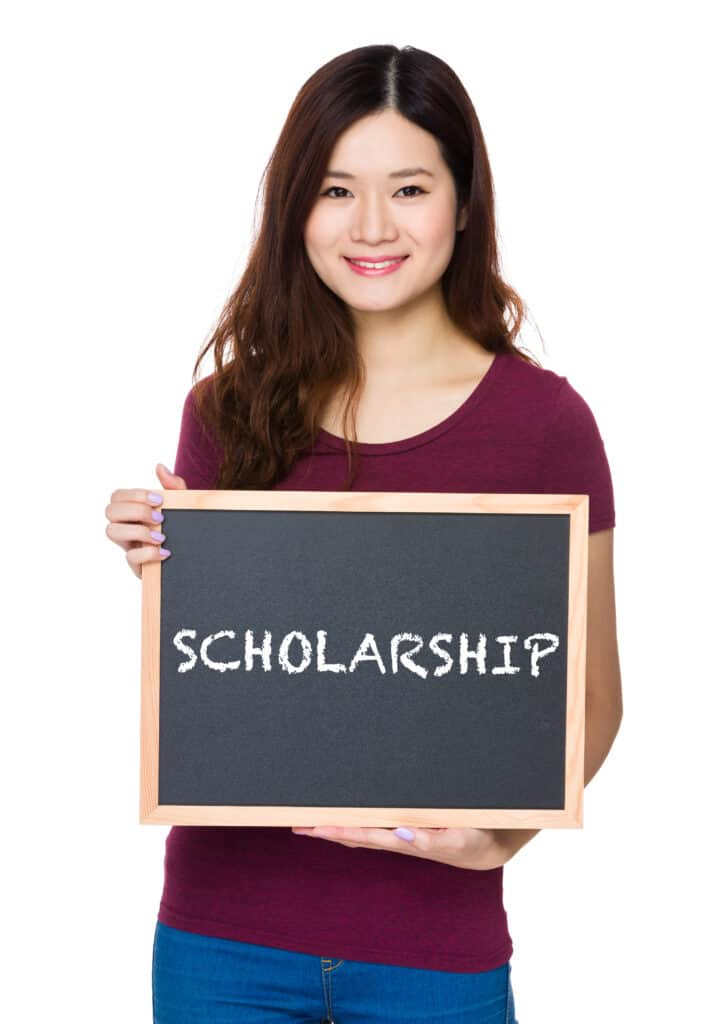 save for college with scholarships