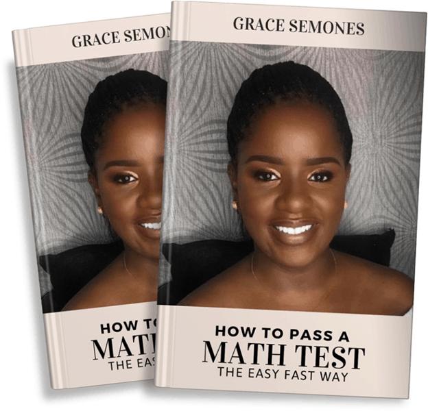 free ebook my Grace Semones how to pass a math test