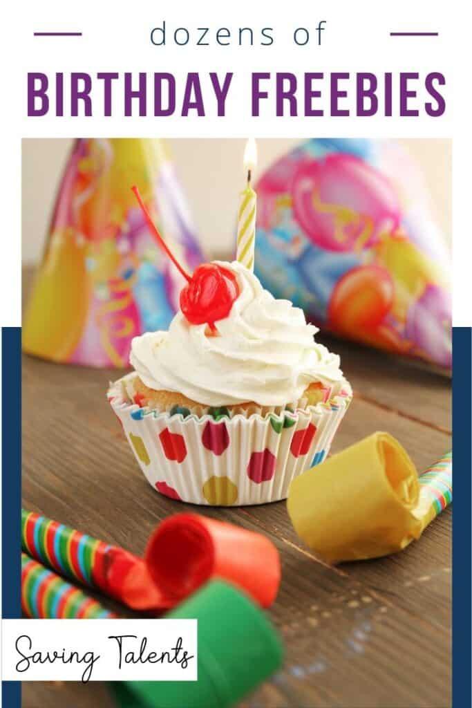 Dozens of Birthday Freebies