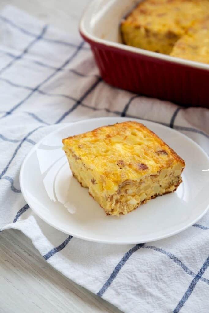 Easy & Delicious Breakfast Casserole