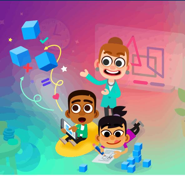 Buzz Math app for kids