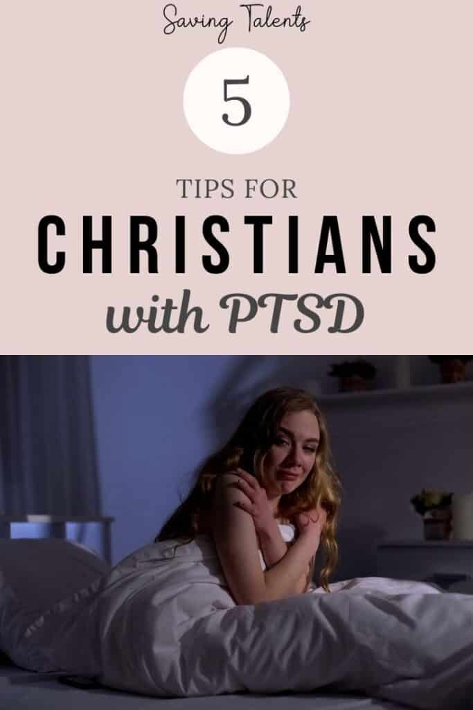 5 Tips for Christians with PTSD