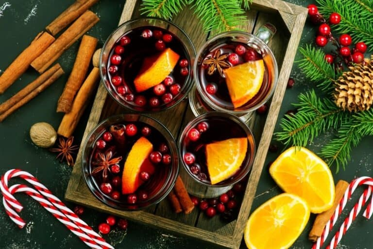 Non-Alcoholic Drinks for Christmas