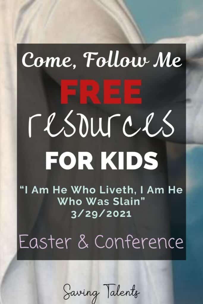 come follow me 3/29