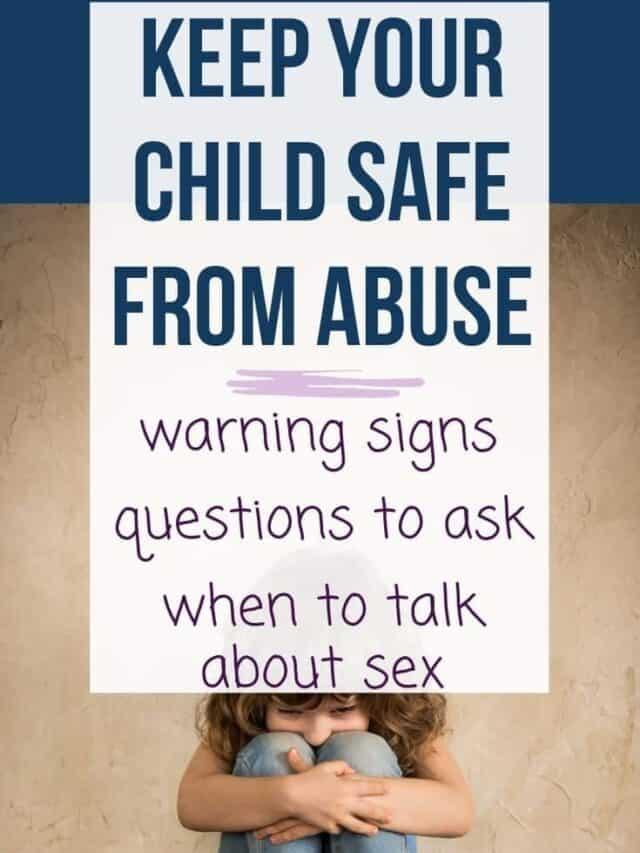 warning signs predators – story