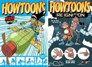 Educational Graphic Novels for Kids