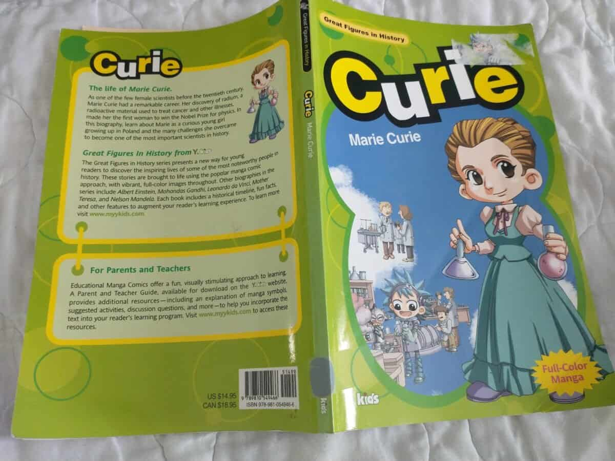 Best Educational Graphic Novels Series for Kids