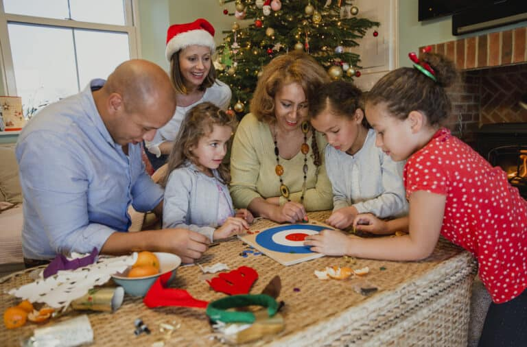 5 Family Christmas Activities That Aren't Opening Presents or Eating Food