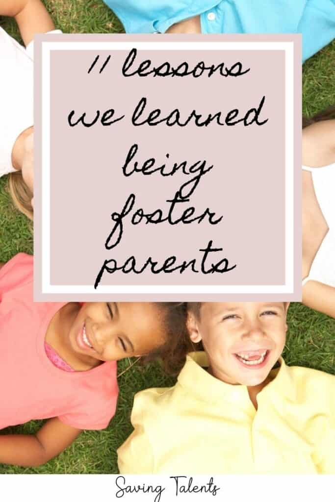 11 Lessons We Learned from Being Foster Parents