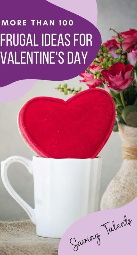 100 Frugal Valentines Day Ideas Story