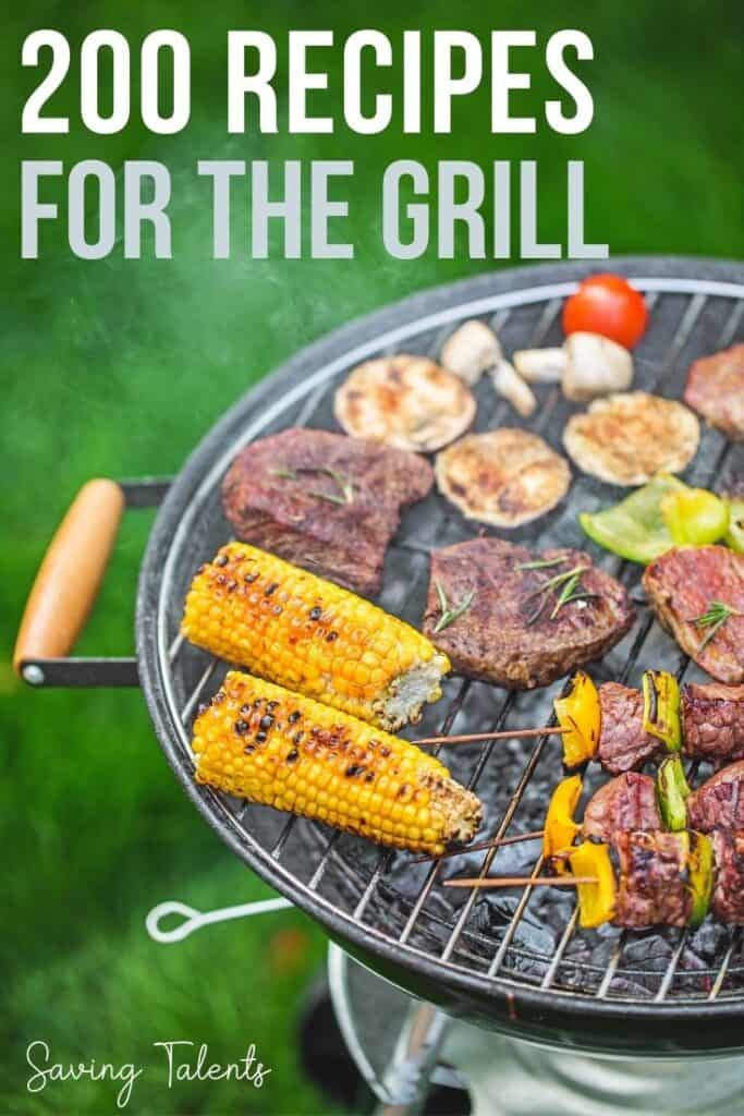 Grilling BBQ Recipes for Summer