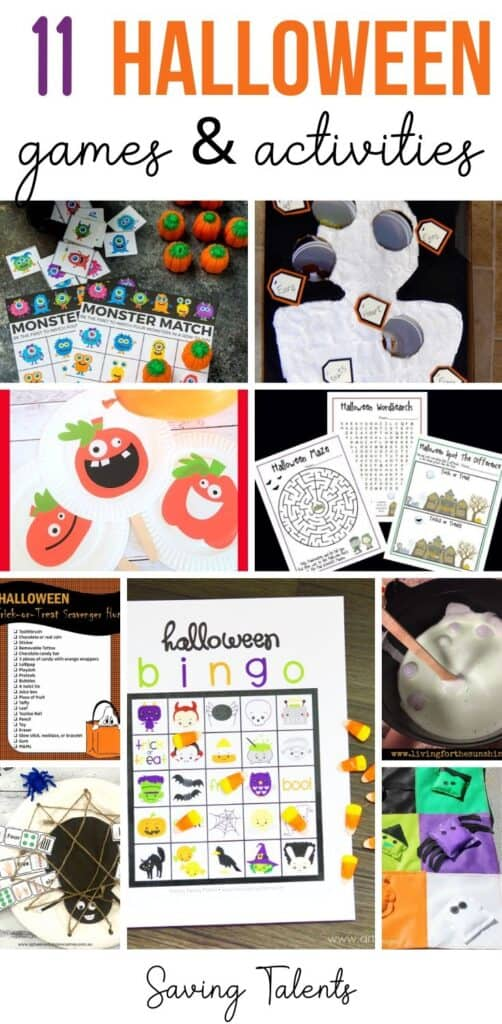 11 Fun (and Free!) Halloween Games & Activities for Kids