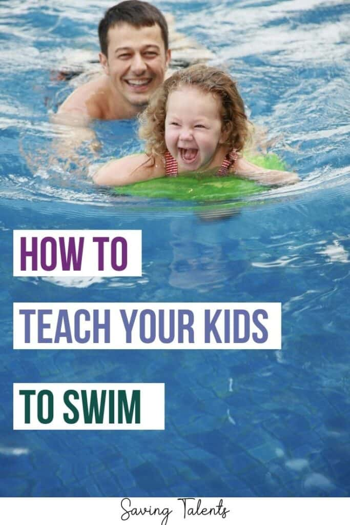 How to Teach Your Kid to Swim Without Swimming Lessons