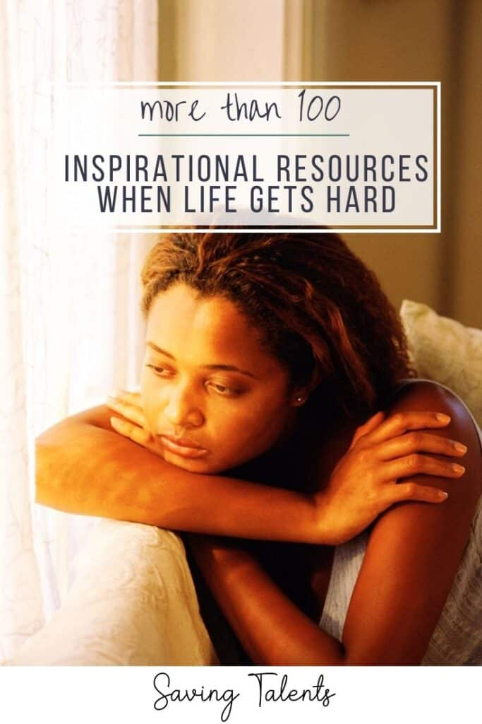 150+ Inspirational Resources to Help During Trials